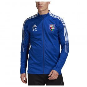 Full-Zip Training Top - Adult Sizes
