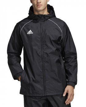 [ADIDAS] CORE 18 RAIN JACKET - ADULT