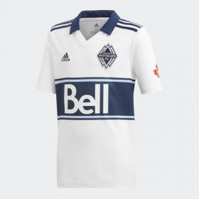[ADIDAS] WHITECAPS FC JERSEY - YOUTH