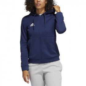 [ADIDAS] TEAM ISSUE FULL ZIP JACKET - WOMENS'