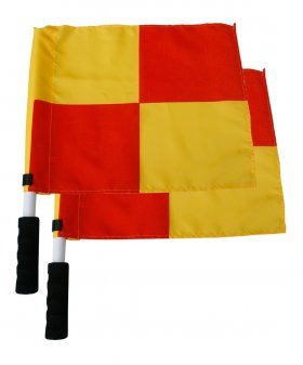 [EURO] OFFICIALS' SIDELINE FLAGS