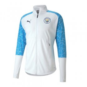[PUMA] MANCHESTER CITY STADIUM JACKET - ADULT