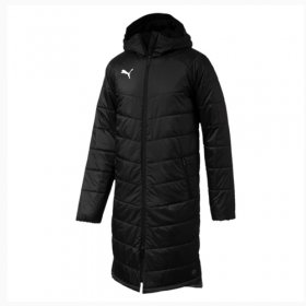 [PUMA] LIGA SIDELINE BENCH JACKET LONG - ADULT