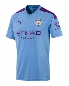 [PUMA] MANCHESTER CITY HOME JERSEY - ADULT
