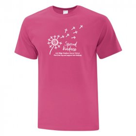 RMSC 'Pink Shirt Day' Tee - Adult Sizes