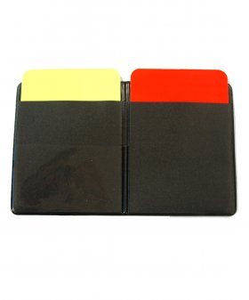 [EURO] REFEREE WALLET & CARD SET