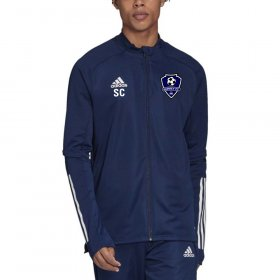 SFC FULL-ZIP TRAINING TOP - ADULT SIZES
