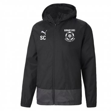 BGSC RAIN JACKET - ADULT SIZES
